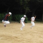 今週も大阪城公園です!