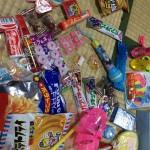 駄菓子もたくさん購入
