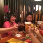 京橋に戻り2次会へ!