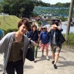 堺の南楽園です!