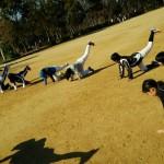 体幹トレーニング!
