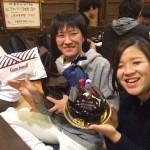 誕生日ケーキ!おめでとう!