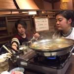 鍋料理でした!