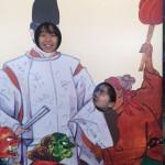 完成度にこだわる北海道人(右)