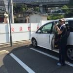 ポジティブ(前向き)駐車