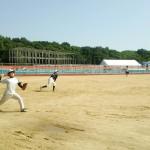 大阪城公園に戻り、