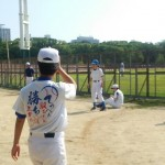 午後から参加組のヤミ練習!