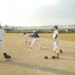 走塁などをして