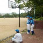この日は武蔵谷公園で