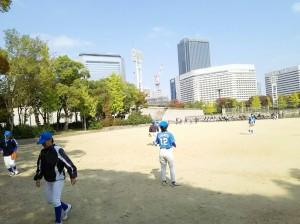大阪城公園!