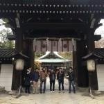 白峯神社にきました!