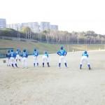 ノック&走塁練習!