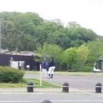 古曽部防災公園です。