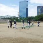 ホームグラウンド大阪城公園も