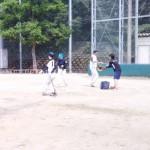 お誘い頂き茨木市で練習!