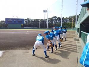 江戸川区球場です!