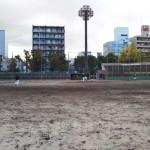 一度、「大阪 女子野球」