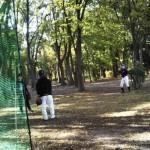 森林練習!