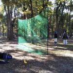 この日は、大阪城公園で