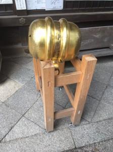 通って、白峰神社へ必勝祈願!