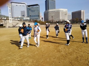 次回も楽しく野球しよう!
