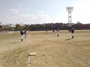 愛しの大阪城公園で