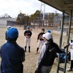 大阪城公園で練習とは、