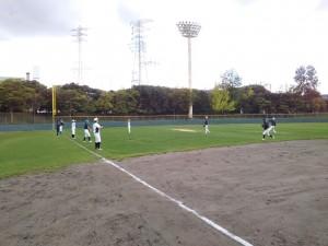 この日は、小田南公園で