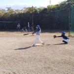 野球ができますように。